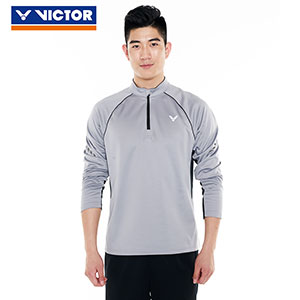 VICTOR Badminton Sweater 2018 VICTOR Hoodie Badminton Long-sleeved Shirt VICTOR T-85103