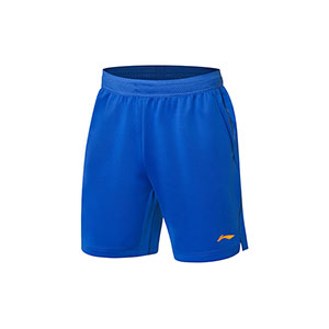 Men Badminton Shorts: 2019 Li-Ning All England Badminton Tournament Shorts ,Li-Ning AAPP029