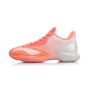 Li-Ning Badminton Shoes 2019 Women Badminton Profession Shoes Li-ning AYZP008