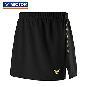 Victor Badminton Skirt 2019 Malaysia Women Badminton Tournament Short Skirt Victor K-91300