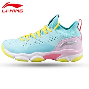 Li-Ning Badminton Shoes 2019 Men Badminton Profession Shoes Li-ning AYZP002