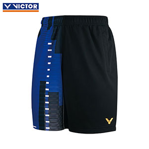 Victor Badminton Shorts August 2019 Malaysia Team Men Badminton Shorts Victor R-95200 Tight-fitting