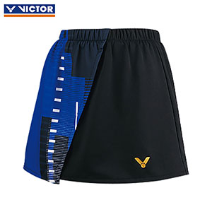 Victor Badminton Shorts Skirt August 2019 Malaysia Team Women Badminton Shorts Skirt Victor K-96300