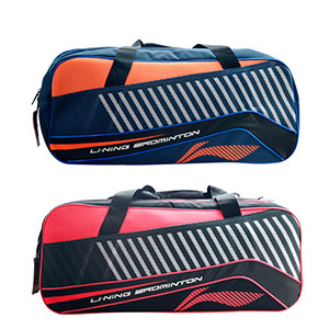 Li-Ning Badminton Bag: 2019 Li Ning 6 Racket Badminton Tournament Bag,Li-ning ABJP088