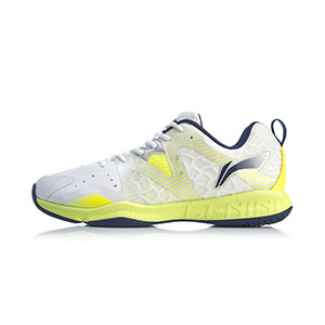Men Badminton shoes 2020 Lightweight Breathable Lining Badminton Shoes Li-ning AYTQ003-1