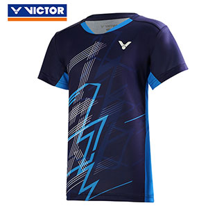 Children Badminton T-shirt 2020 Quick-drying VICTOR Badminton Jersey VICTOR T-02004