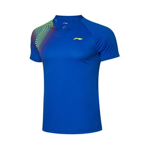 Men Badminton Jersey 2020 Li-Ning Badminton T-shirt Quick-drying cool Li ning AAYQ073-1-2-3-4