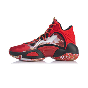 Li-ning Basketball Shoes 2020 Li-ning Air Strike VI V2 Men Basketball Profession Shoes Li ning ABAQ005