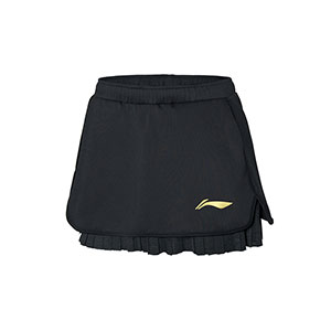 Li-Ning Ping Pong Shorts Skirt 2020 Women Li-ning Table Tennis Skirt Li ning ASKQ104-1