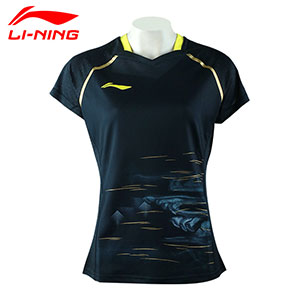 Table Tennis Jersey March 2020 Li Ning National Team Table Tennis T-shirt Li-ning AAYQ058