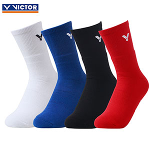 VICTOR Badminton Socks 2020 Sponsor Korea  Malaysia sports professional socks Men VICTOR SK190