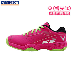 Children Badminton Shoes 2020 VICTOR Badminton Shoes Stable VICTOR P9500JR