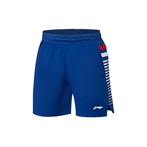 Li Ning Badminton Shorts 2020 Men Badminton Pants Tournament sponsorship Li-ning AAPQ037-1-2