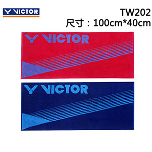 VICTOR Badminton Towel 2020 Cotton Sports Badminton Towel VICTOR TW202