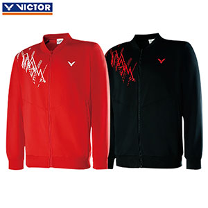 Victor Badminton Jacket 2020 Knitting thick section Sportswear Badminton Jacket Victor J-00605