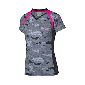 Li Ning badminton series women´s sportswear quick-drying cool T-shirt top Li-Ning AAYM144