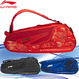 Li-Ning Badminton Bag Tournament 6 Racket Badminton Bag Sponsorship Li ning ABJN072