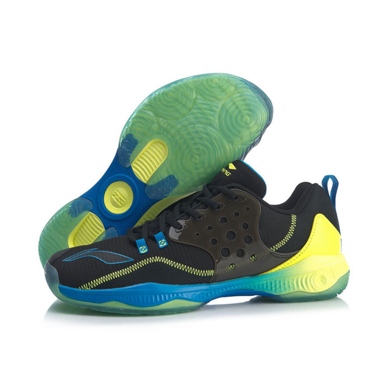 Li-Ning Badminton Shoes Halberd II V2 2020 Men Badminton Shoes Li ning AYTQ021