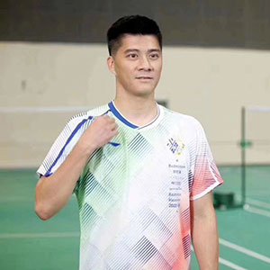 2020 Li Ning badminton uniform Tokyo Olympic commemorative edition competition uniform AAYQ517