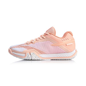 Li-Ning Badminton Shoes Flying close to the ground LITE 2020 Women Badminton Shoes Li ning AYTQ022