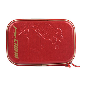 Li Ning 2021 Table Tennis Racket Cover China Team Dedicated Hard Beat Box Li-ning ABJR006-1