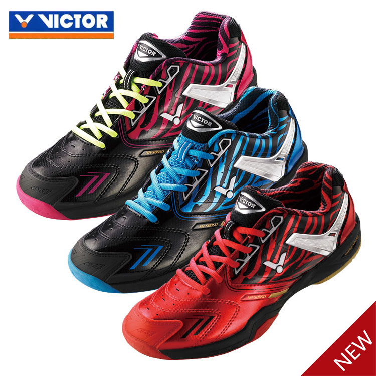 VICTOR Badminton shoes, June 2015 Speed up Tournament Badminton Shoes, VICTOR SH-S80SD