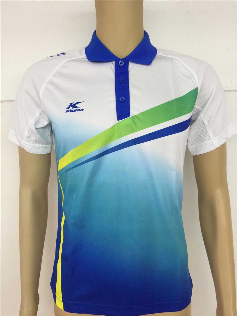 Kason Badminton T-shirt: Men Badminton Jersey Quick Drying ,Kason FAYK021