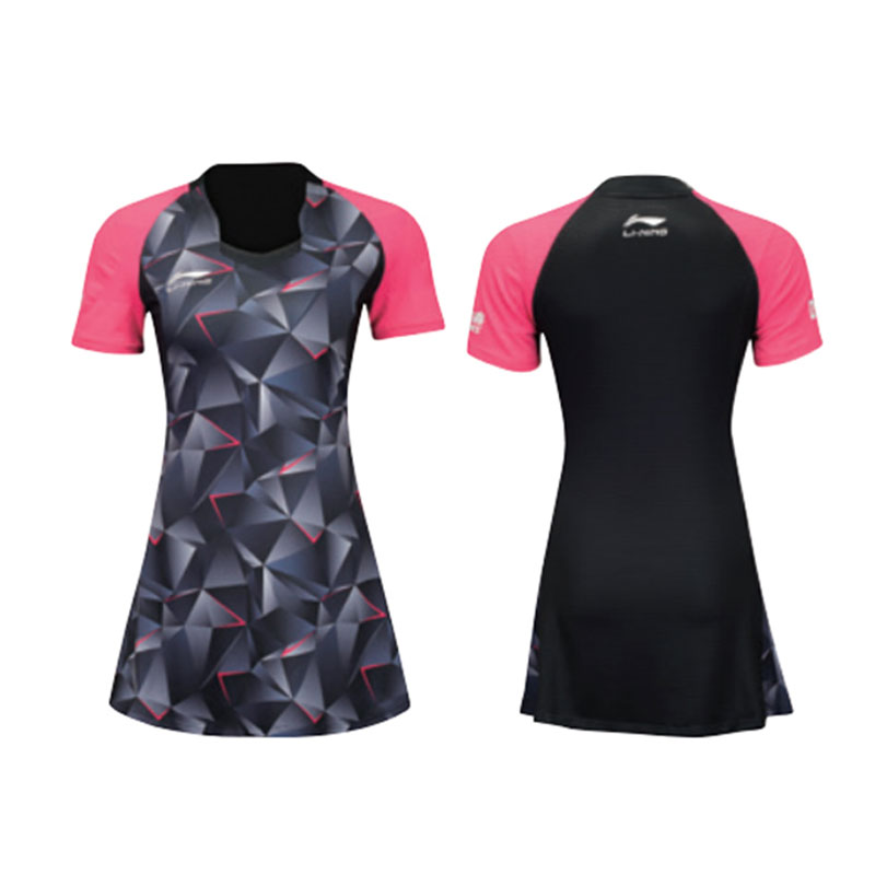 Women Table Tennis Dress 2016 Table Tennis Team Competition Dres Sponsorship ASKL076