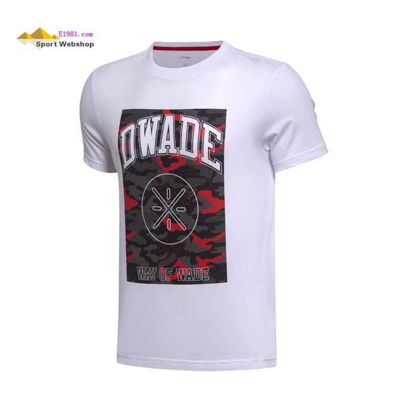 Dwade 2017 Way Of Wade Li Ning Basketball Cultural T Shirt